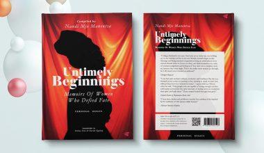 Untimely Beginnings by Nandi Manentsa (ed)