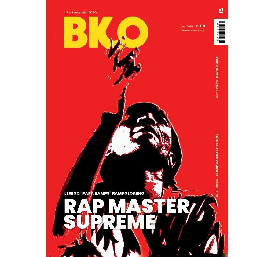 BKO Magazine No 4 Vol 4 - Special Edition: Horns for Hondo at 30